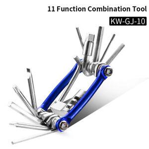 ROCKBROS 16 in 1 Multifunction Bicycle Repair Tools Kit Hex Spoke