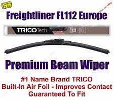 Wiper Blade 1-Pack Premium - fits 1996-1998 Freightliner FL112 Europe - 19240