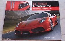 Le Ferrari Granturismo - Numero 57 - Ferrari 430 Scuderia 2007 - De Agostini