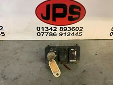 Ign switch & forard / reverse switch + panel.X EZGO MPT 800 golf buggy...£30+VAT