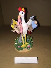 "Charming Tails ""Now Will That Be Pink or Blue"" Figurine 89/186 Fitz & Floyd"