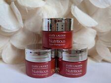 3 Estee Lauder Nutritious Super Pomegranate Energy Night Creme Mask 7ml Each