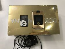 Motorola Razr V3i - Dolce & Gabbana (Unlocked) Gsm