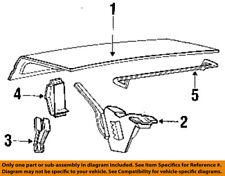 FORD OEM Trunk Lid-Hinge Left E83Z5442701A