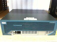 CISCO3845-SEC/K9 Cisco 3845 Security Bundle Router Mem/Flash Upgrade Avail.