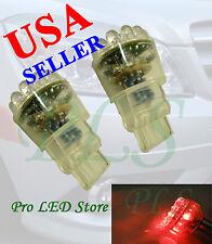 3156 3356 Super Red 24 LED Backup Tail Parking Stop Lights