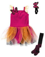 NWT GYMBOREE BUTTERFLY FAIRY COSTUME DRESS HEADBAND TIGHTS 6 9 12 mo  HALLOWEEN