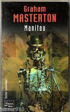 GRAHAM MASTERTON #  MANITOU  # fleuve noir