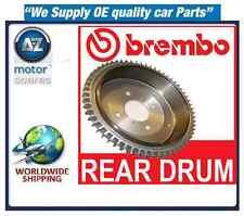 FOR VAUXHALL ASTRA 1991-1998 MK III 1.7D 1.4 1.6 1.8 NEW BREMBO REAR DRUM OE