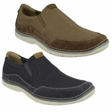 Zapatos informales de hombre mocasines Clarks
