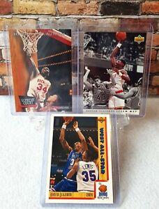 1991 92 93 94 Hakeem Olajuwon Upper Deck Hoops Star Basketball Card Lot BGS ?