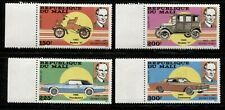 MALI 1987, AUTOMOBILES, CARS BY FORD, Scott 546-549, MNH