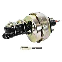 For Chevy Impala 65-70 Master Power Brakes Brake Booster/Master Conversion Kit