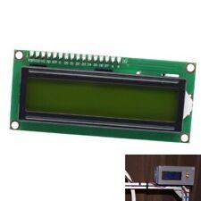 IIC/I2C/TWI Serial Interface 1602 16X2 Character Yellow LCD Module Display K9D8
