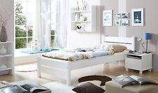 Lit enfant 1 personne BORA 90x200 Blanc