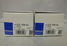 New ONE Omron 61F-GPN-BC 24VDC conductive level controller