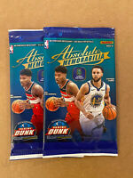 2019-20 Panini Absolute Memorabilia Basketball Pack (2)x