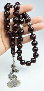 Faturan German Islamic Prayer 33 Beads Rosary Tasbeeh W15 * H14mm فاتوران الماني
