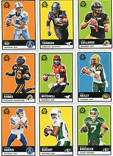 2015 Upper Deck CFL O-Pee-Chee Retro Insert Pick from List to complete your set