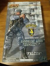 "Elite Force 1/6 Russian MVD ""Krecht"" Action Figure Very Rare Unopened Box...."