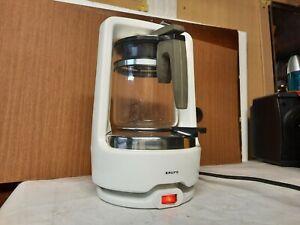 Guter Krups T8 Kaffeemaschine Typ 265 A, 1000 Watt Druckbrühsystem