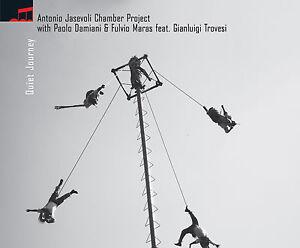 ANTONIO JASEVOLI CHAMBER PROJECT  - QUIET JOURNEY - CD  NUOVO SIGILLATO TROVESI