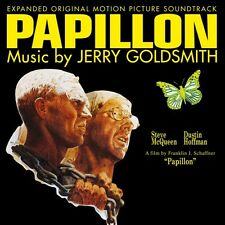 Papillon - Expanded Score - Limited 1000 - OOP - Jerry Goldsmith