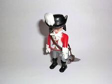 Playmobil Special 4627 Roter Musketier Ritter schwarzer Hut