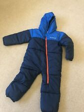 BOYS DARE2B SNOW SUIT, SKI SUIT, AGE 2, GREAT CONDITION 24-36 MONTHS