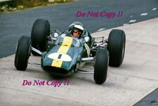 Jim Clark Lotus 33 Winner German Grand Prix 1965 Photograph 9