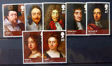 GB 2010 House of Stuart (7) SG3087 to 3093 U/M NEW SALE PRICE FP2588