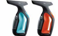AEG Cordless Handheld Rechargeable Window Vacuum Cleaner, Clementine
