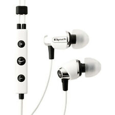 Klipsch Image S4i Premium Noise-Isolating Headset w/ 3-Button Control & Mic