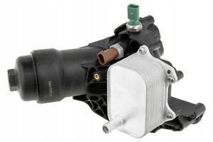 Ölfiltergehäuse Ölkühler Audi A4 A5 A6 Q5 2,0 TDI 03N117021A 03N115389M neu