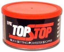 1X U-pol TOP STOP Filler Smooth Finishing Stopper UPOL FINE FILLER 750ML