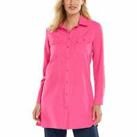 Coolibar UPF 50+ Women's Santorini Tunic Shirt