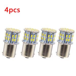 4Pcs/Set 1156 LED 5W Bulb For Car Turn Signal Back Up Reverse Brake Tail Light