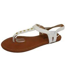 Unbranded Elastic Synthetic Sandals & Flip Flops for Women