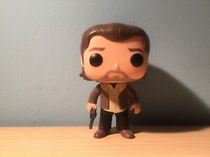 Funko pop Rick Grimes - The walking dead - 306 - NO SCATOLA
