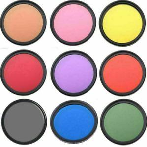 Digital Camera Lens Filter Color Filter For Canon Nikon