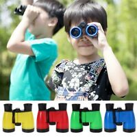 Kids Telescope Children 4x46 Binoculars High Definition Outdoor Travel Hunting