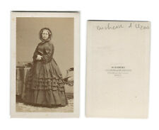 DISDERI - CDV - Duchesse d'Uzes, photo -  c.1860