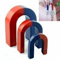 3 Size Traditional U Shaped  Magnet Kids Toy School Education Tool