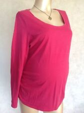 New Look Cotton Plus Size Maternity Tops and Shirts