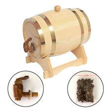 Artisanat/Fût /tonneau/tonneaux de 5 litres Bois Chêne Neuf Fûts de vin Blanc