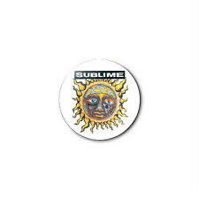 Sublime (a) 1.25in Pins Buttons Badge *BUY 2, GET 1 FREE*