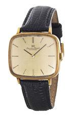 IWC International watch Schaffhausen 18k Gold Vintage Manually Wind Up watch
