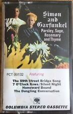 Simon & Garfunkel - Parsley Sage Rosemary Thyme - SEALED Cassette Tape