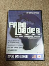 NINTENDO GAMECUBE FREE LOADER Import Game Player UK PAL US NTSC JPN FREELOADER