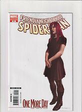 Friendly Neighborhood Spider-man #24 NM- 9.2 Djurdjevic Cvr Marvel  One More Day